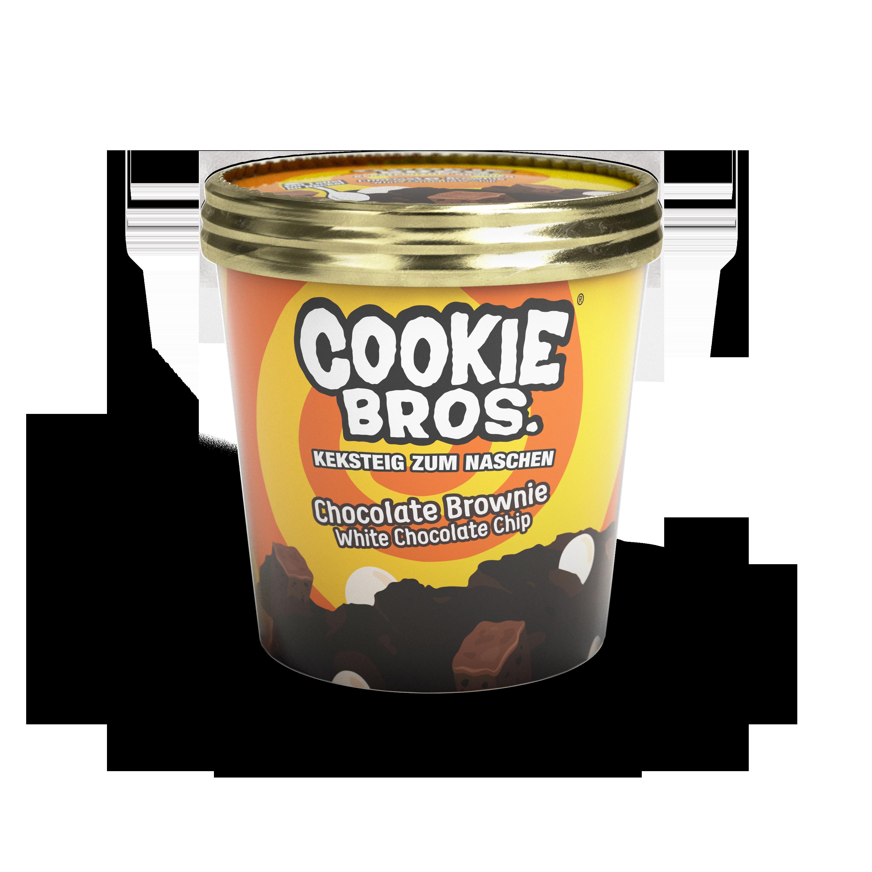 Keksteig zum Löffeln, Cookie Bros. Keksteig zum Naschen